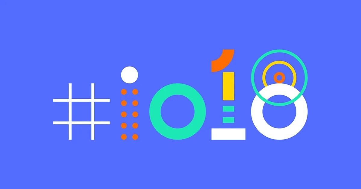 Google IO 2018, image : Google Events