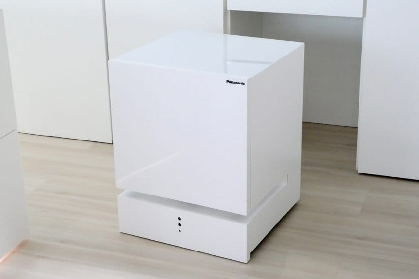robotic fridge panasonic