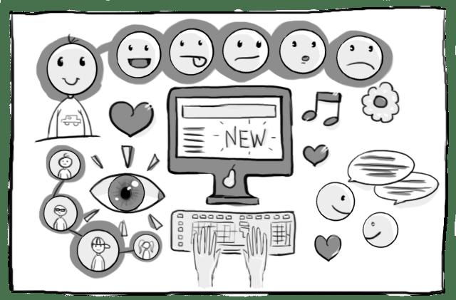 UX Design: Designing for emotions