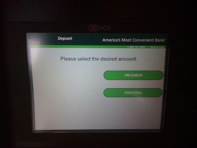 Td Bank Personal Checking