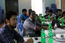User experience review and evaluation workshop in Rangpur