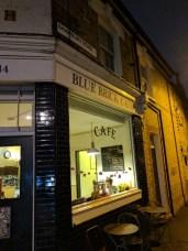 Blue brick cafe