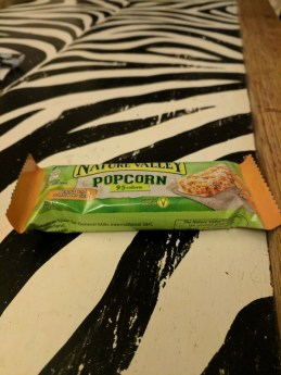 Nature� Valley popcorn snack