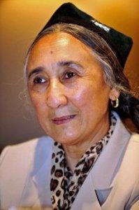 Rebiya Kadeer-WUC President