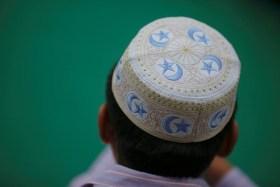 Muslims celebrate the Eid al-Fitr in Beijing