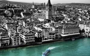 Eski Avrupa'nın genç kenti: Zürih