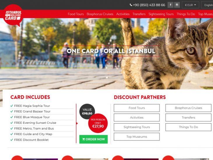 istanbul welcomecard ile ilgili görsel sonucu