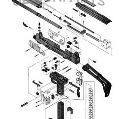 Generic Semi Auto Handgun Parts Diagram Comcast Cable Box Setup Uzi Schematic Related Keywords Long Tail