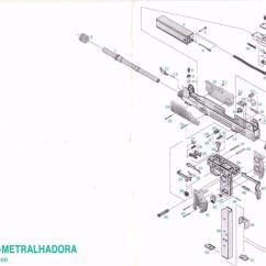 Generic Semi Auto Handgun Parts Diagram Land Rover Discovery 1 Radio Wiring Uzi Talk Diagrams