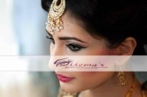 Traditional Asian Bridal Makeup Manchester