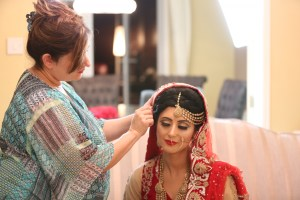 Asian Bridal Makeup Glasgow and Surrounding Areas.