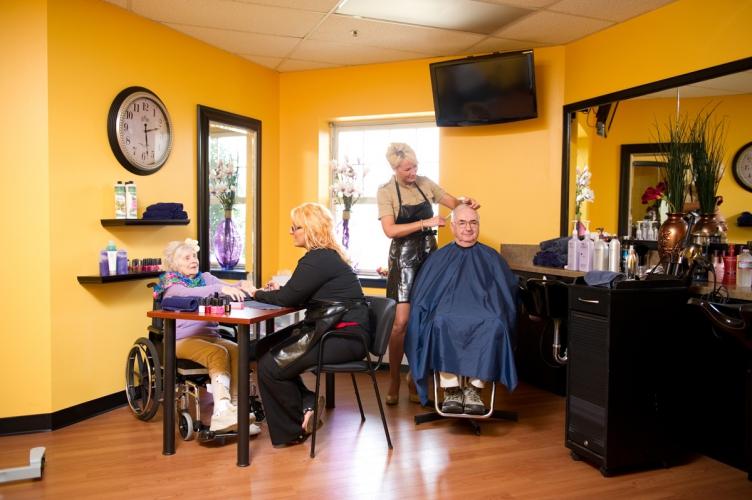Retirement Cottages United Zion Lancaster Lititz PA