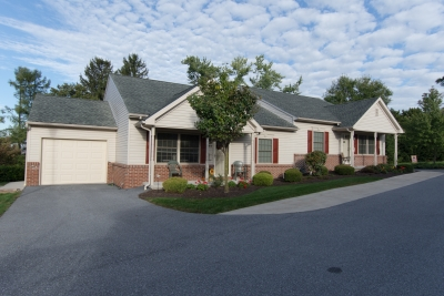 Senior Cottage in Lititz, PA at United Zion Retirement Community