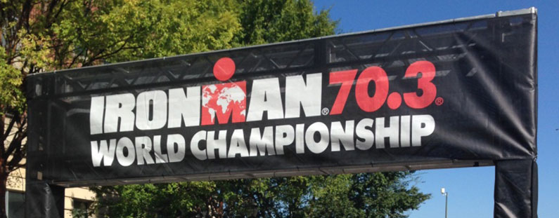 70.3 World Championships, Chattanooga, TN