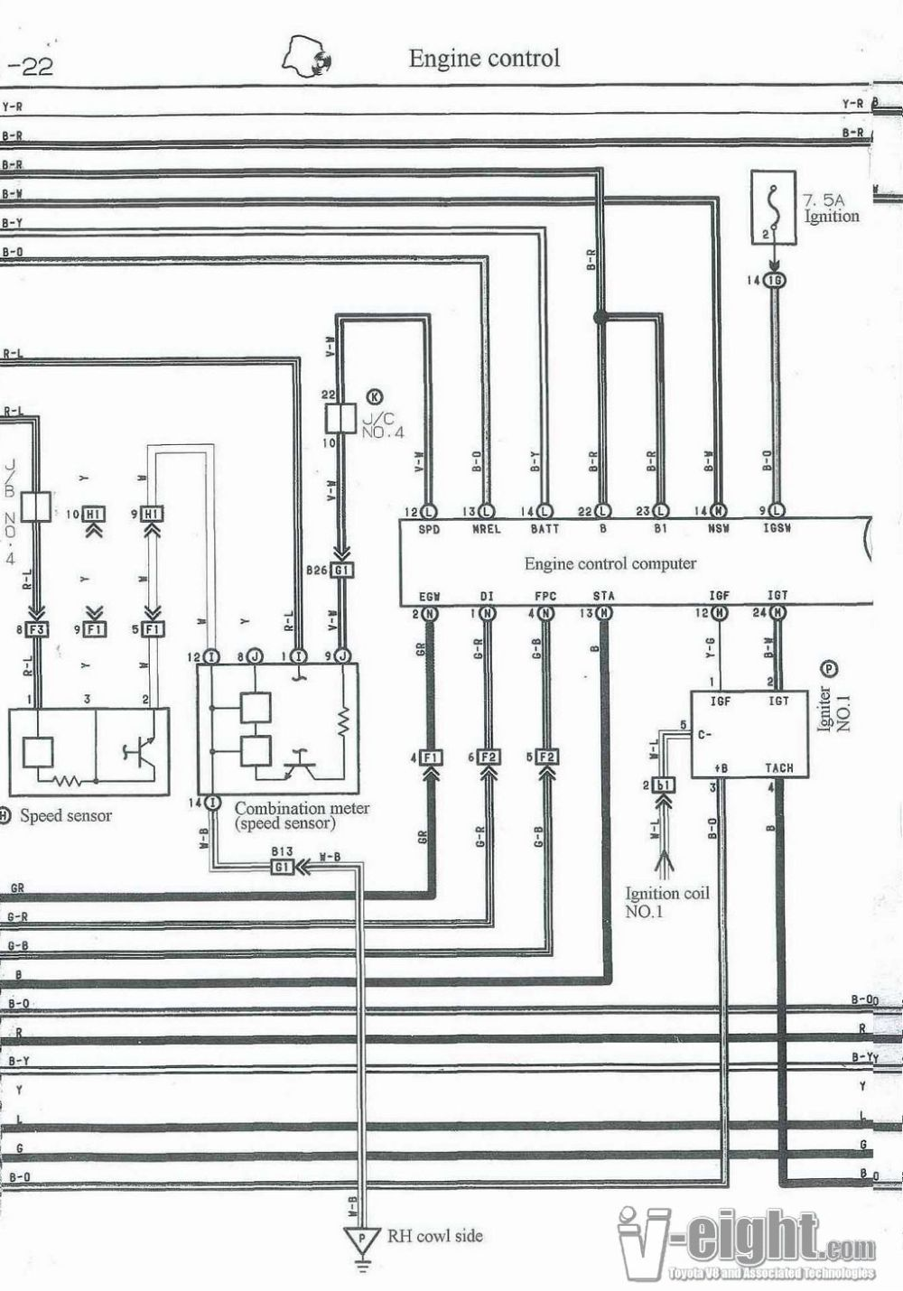 medium resolution of 1uzfe wiring diagram pdf wiring diagrams konsultwrg 1178 1uzfe wiring diagram 1uzfe vvti wiring diagram