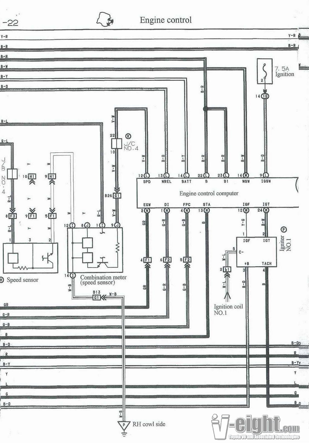 hight resolution of 1uzfe wiring diagram pdf wiring diagrams konsultwrg 1178 1uzfe wiring diagram 1uzfe vvti wiring diagram