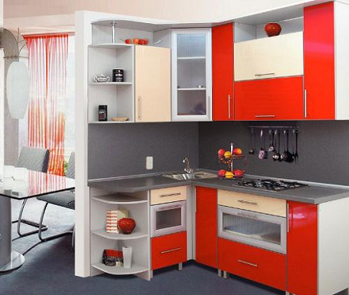 L Kitchen Design Layouts