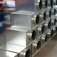 Plenum Grille Boxes