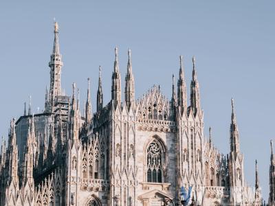 milan duomo di milano milan cathedral