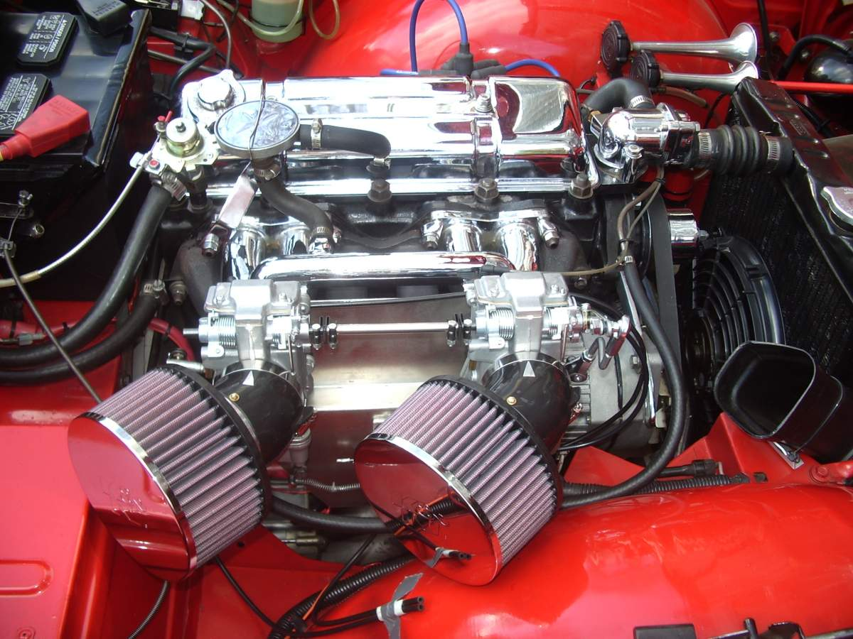 hight resolution of tr4 installations performance parts vintage performance developments tr4 installations volvo b18 engine diagram