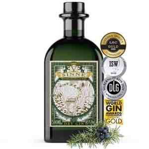 V-SINNE Schwarzwald Dry Gin International Prämiert