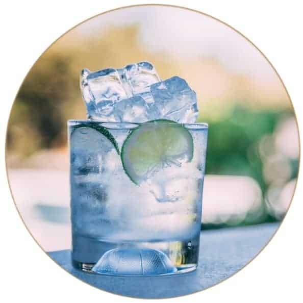 V-SINNE Gin Tonic klassisches Rezept