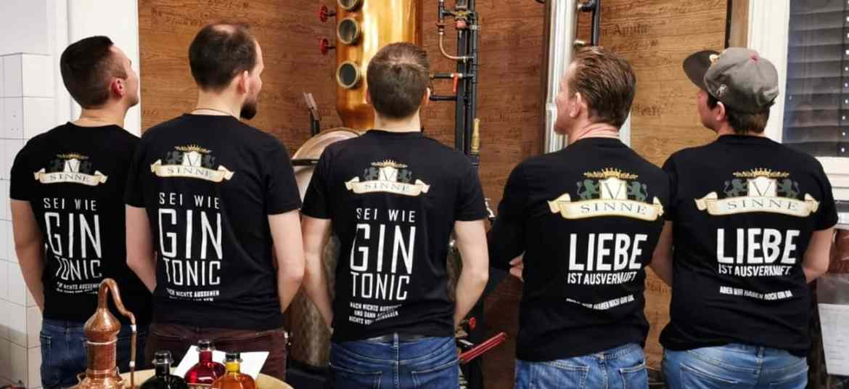 V-SINNE Gin Team
