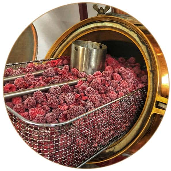V-SINNE Raspberry Gin Geistkorb