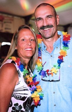 Jeff and Mary Cohen