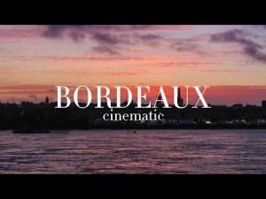 BORDEAUX Mon Amour! • (Cinematic Travel Video)   Canon Sx730Hs