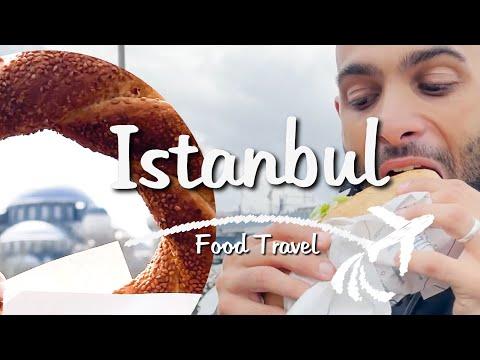 10 cibi da mangiare ad ISTANBUL! LA Mecca dello STREET FOOD