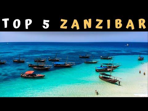 🇹🇿 ZANZIBAR TOP 5 🇹🇿   5 cose IMPERDIBILI da fare e da vedere a Zanzibar! (guida di viaggio)