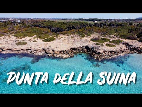 GALLIPOLI PUNTA DELLA SUINA | Spiaggia degli innamorati, Gallipoli e Baia Verde di Gallipoli
