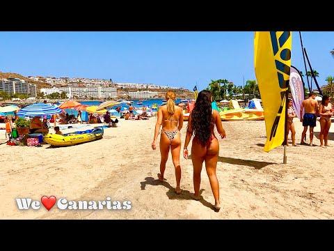 Gran Canaria Anfi del Mar Beachwalk 03. July 2021   We❤️Canarias
