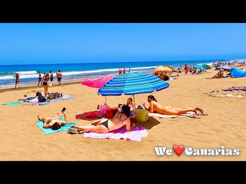 Gran Canaria Best Beaches Playa del Ingles   We❤️Canarias