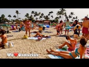 Gran Canaria Anfi del Mar + Amadores Beach 11.09.2021 | We❤️Canarias