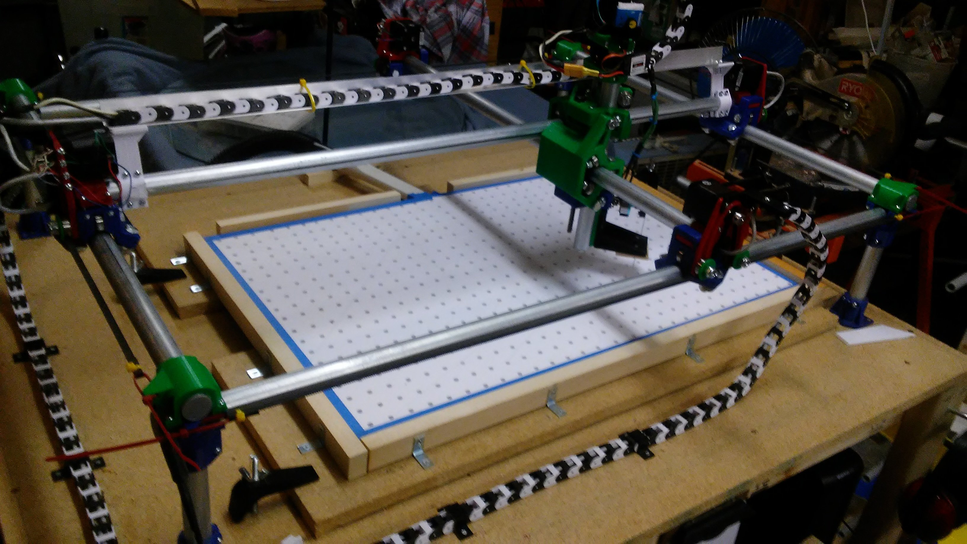 MPCNCbased foam cutter system  V1 Engineering
