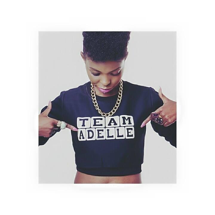 Adelle Onyango - #TeamADELLE