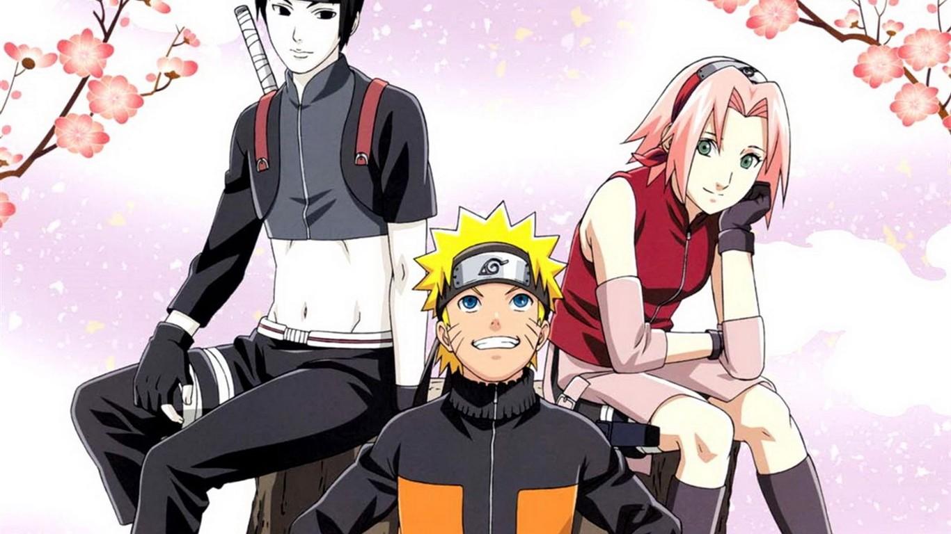 Team 7 Naruto Wallpaper Hd Naruto Fonds D 233 Cran Hd 3 1366x768 Fond D 233 Cran