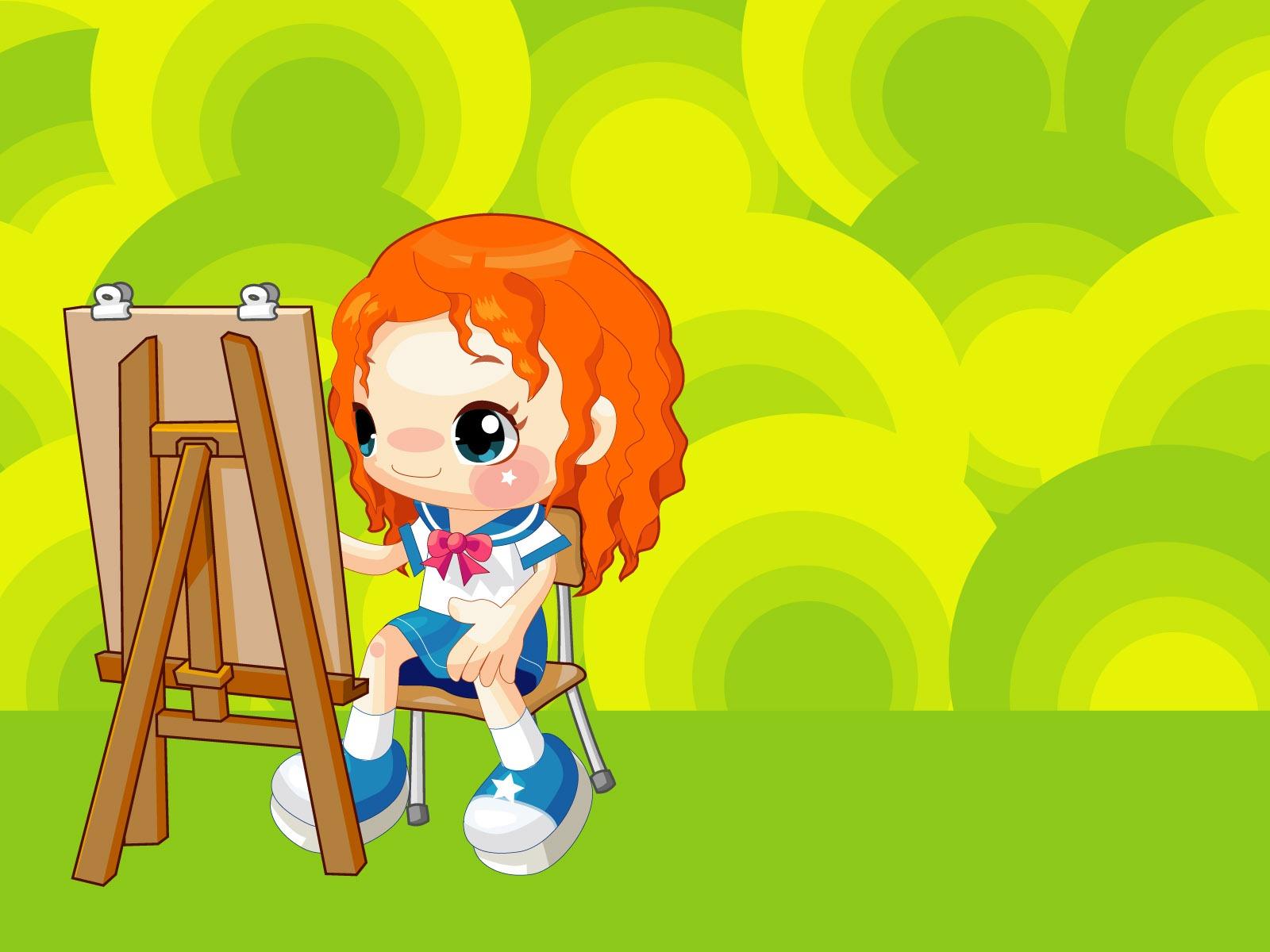 Wallpaper Hd 4k Dibujos Animados Infantiles Fondos De Vectores 1 9