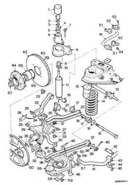 RV8NOTE214, RV8 shock absorber settings, RV8 Workshop