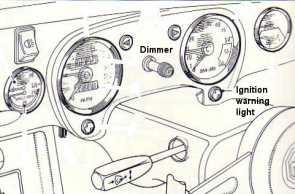 RV8NOTE280, ignition light, RV8 Workshop Notes, V8