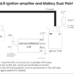 Mallory Distributor Wiring Diagram For Car Trailer Lights V8wizard How Do I Wire My