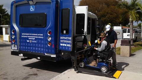 Veterans Transportation Service VTS  Health Benefits