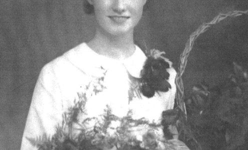 Obituary of Ruth Bate