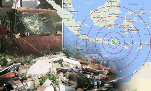 California Earthquakes Disrupted HF Propagation on West Coast