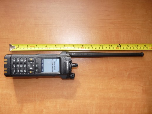 APX 7000 APX7000 Motorola multiband portable radio dual VA3XPR review height ruler