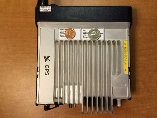 Motorola MOTOTRBO XPR 5550 - Bottom View