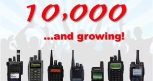 DMR ham radio DMR-MARC users amateur radio