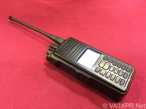 CS760, Connect Systems, DMR, VA3XPR